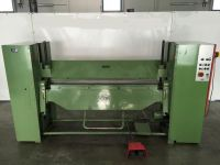 Schwenkbiegemaschine für die Blech FASTI 2090-16-3