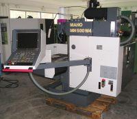CNC Milling Machine MAHO 500 W4