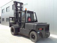 Front Forklift HEDEN 76100 1997-Photo 3