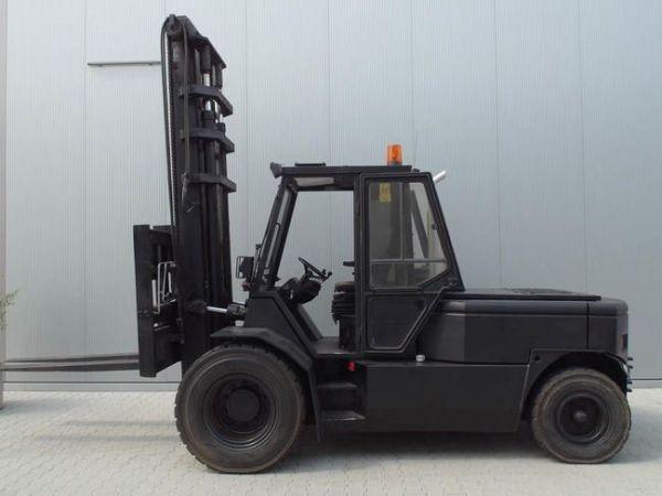 Front Forklift HEDEN 76100 1997