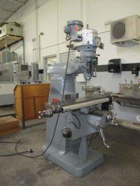Vertical Milling Machine BRIDGEPORT 2 J