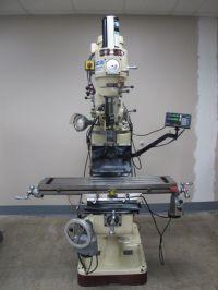Vertical Milling Machine CHEVALIER FM-3VS