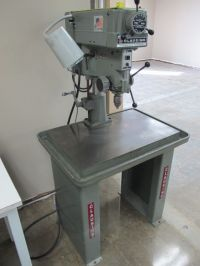 Bench boormachine CLAUSING 1685