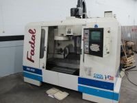 CNC verticaal bewerkingscentrum FADAL VMC 4020