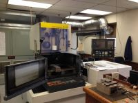 Wire Electrical Discharge Machine Fanuc ROBOCUT A-1 C