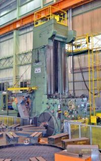 Horizontal Boring Machine SCHIESS WBF-32
