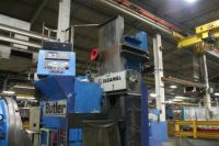 Horizontal Boring Machine BUTLER LE 4000/VC 1