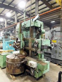 Vertical Turret Lathe GIDDINGS LEWIS MODEL 42