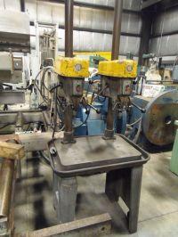 Bench boormachine ROCKWELL-DELTA 15-665