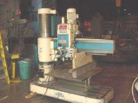 Radial Drilling Machine IKEDA RM 01575