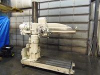 Radial Drilling Machine CARLTON 1 A