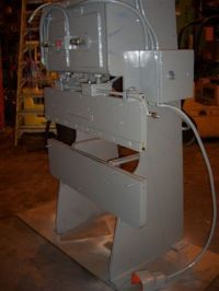 Mechanical Press Brake DREIS KRUMP 135
