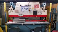 CNC Hydraulic Press Brake ACCURPRESS 71008