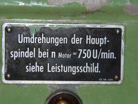 Tokarka tarczowa Heyligenstaedt 800 E 1975-Zdjęcie 11