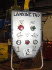 Tokarka tarczowa LANSING TAD F 650 1981-Zdjęcie 6