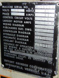 Cilindrische molen BRYANT 2 CH 1983-Foto 4