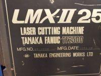 Laser 2D TANAKA TF 2500 1993-Zdjęcie 6