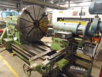 Facing Lathe Heyligenstaedt 800 E