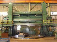 CNC Vertical Turret Lathe SCHIESS TYPE K