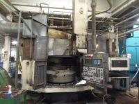 CNC Vertical Turret Lathe O M TM 2-12 N