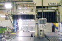 CNC μηχανή φρεζομηχανή SNK HF-4 PK