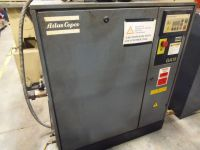 Screw Compressor ATLAS GA 18 1997-Photo 2