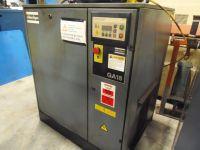 Screw Compressor ATLAS GA 18