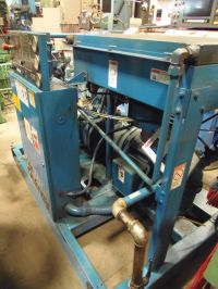 Screw Compressor QUINCY QSI 245 1993-Photo 2