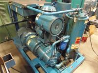 Screw Compressor QUINCY QSI 245 1993-Photo 3