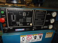 Screw Compressor QUINCY QSI 245 1993-Photo 7