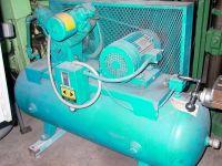 Compresor de pistón DRESSER 400