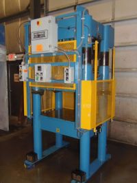 H Frame Hydraulic Press BECKWOOD 30304 1999-Photo 4