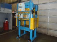 H Frame Hydraulic Press BECKWOOD 30304 1999-Photo 2