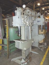 C Frame Hydraulic Press K R WILSON MW-MD-15-3