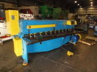 Hydraulic Guillotine Shear AMADA M-2560