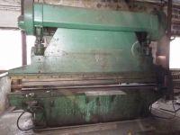 Hydraulische Abkantpresse PKXA 63x3550