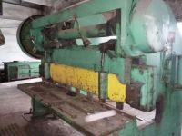 Mechanical Guillotine Shear STANKOIMPORT Н-477
