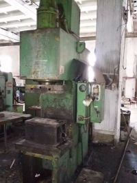 C Frame Hydraulic Press PYE 100 S 1