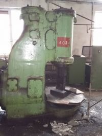 Single Frame Forging Hammer STANKOIMPORT М-413