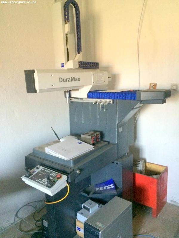 Maszyna pomiarowa ZEISS DURAMAX 2011