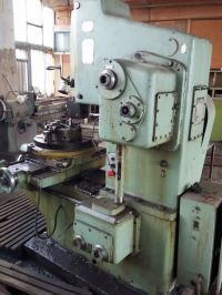 Vertical Slotting Machine STANKOIMPORT 7 А 420 1986-Photo 9