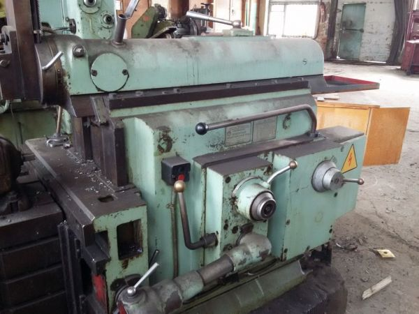 Shaping Machine STANKOIMPORT 7 Е 35 1977