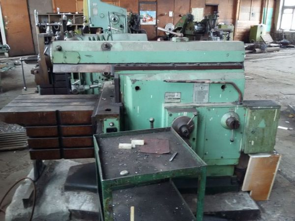 Shaping Machine STANKOIMPORT 7 Е 35 1984