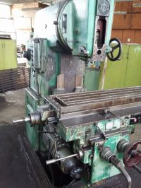 Vertical Milling Machine STANKOIMPORT 6 P 12