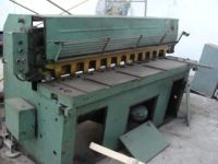 Hydraulic Guillotine Shear STANKOIMPORT НД 3318