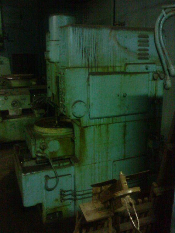 Gear Shaping Machine STANKOIMPORT 5122 1972