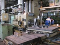 Horizontal Boring Machine UNION BFT-90/3