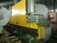 Prensa plegadora hidráulica НЗГП ИБ-1430