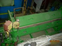 Folding Machines for sheet metal STANKOIMPORT 4х2000