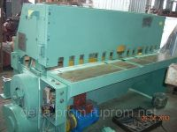 Mechanical Guillotine Shear STRYI НК 3418
